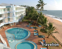 отель Induruwa Beach Resort 3*